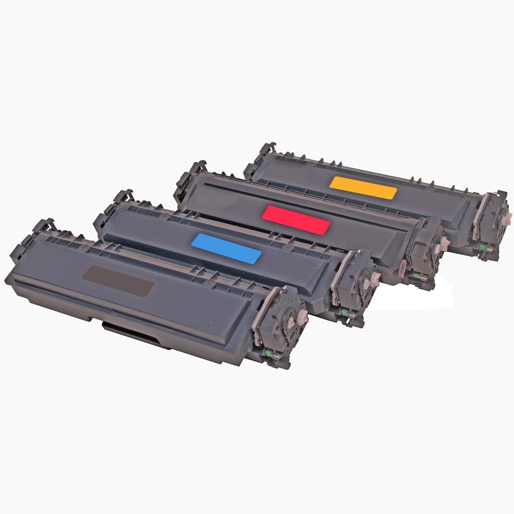 ECO Toner BLACK für Canon I-Sensys MF-731-Cdw MF-734-Cdw MF-732-Cdw LBP-653-Cdw