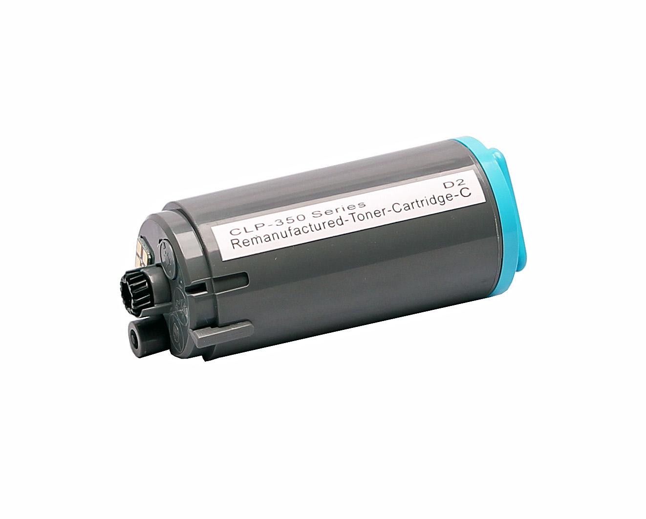 Kompatibel Toner ABC für Samsung CLP-C350A CLP350 Cyan