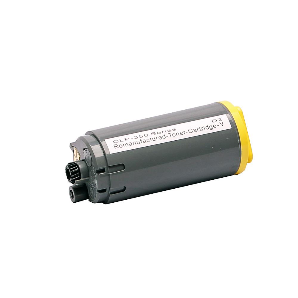 Kompatibel Toner ABC für Samsung CLP-Y350A CLP350 Gelb