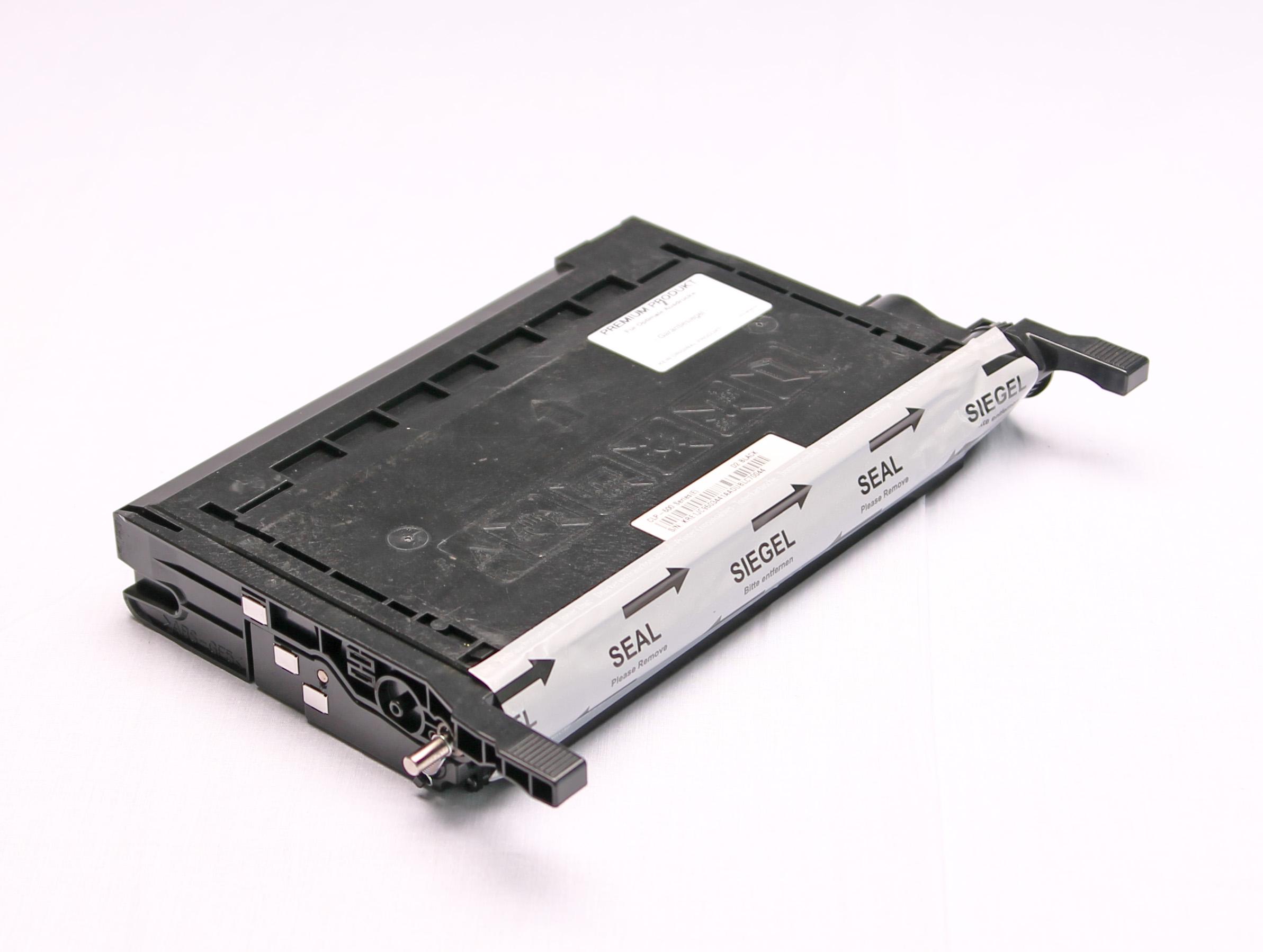 Kompatibel Toner ABC für Samsung Clp600 Clp650 Gelb