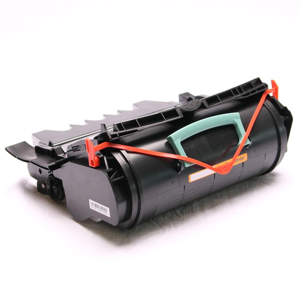 Suitable for Lexmark T652 Black Compatible Toner Cartridge T650n////t652dn//t654dn Printer Compatible Toner Cartridge