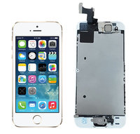 LCD Display für Apple iPhone 5S Weiß