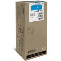 EPSON Ink tank Cyan XXL 84,000 pages WF-C869R