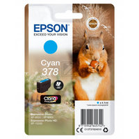 EPSON 378 Cyan Ink Cartridge (with security)
