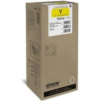 EPSON Ink tank Yellow XXL 84,000 pages WF-C869R