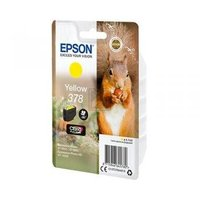 EPSON 378 Yellow Ink Cartridge with sec