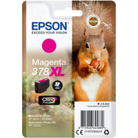 EPSON 378XL Magenta Ink Cartridge (With Security)