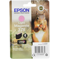 EPSON 378 Light Magenta Ink Cartridge (with security)